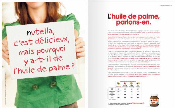 """L'opération """"Nutella, Parlons en"""" dans la presse"""
