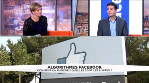 Algorithme Facebook : on en parle sur LCI