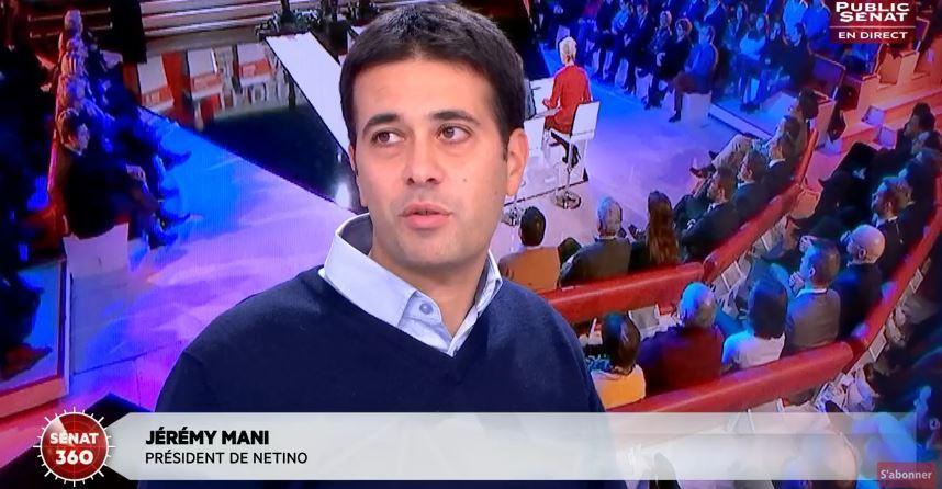 Jérémie Mani, sur Public Senat