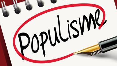 Parole populiste