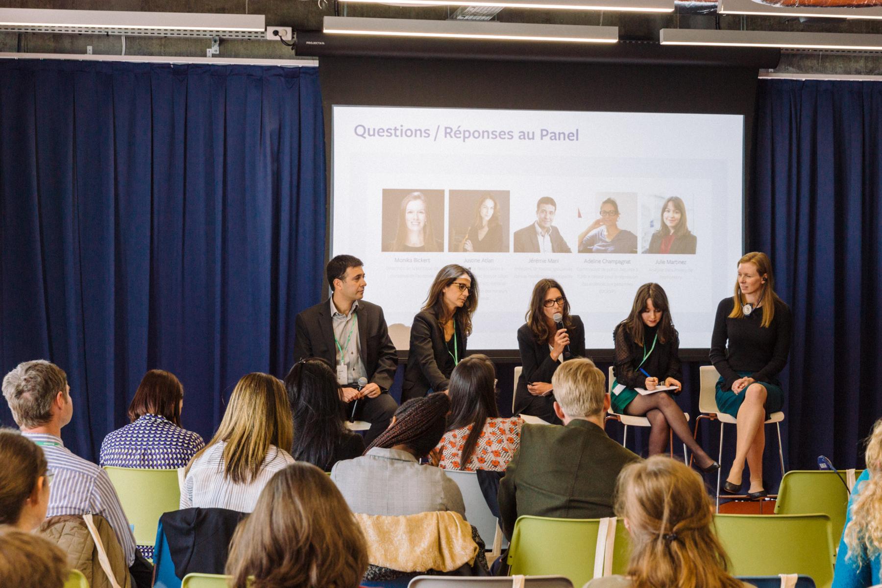 Netino by Webhelp était présent forum de dialogue et de débat Facebook