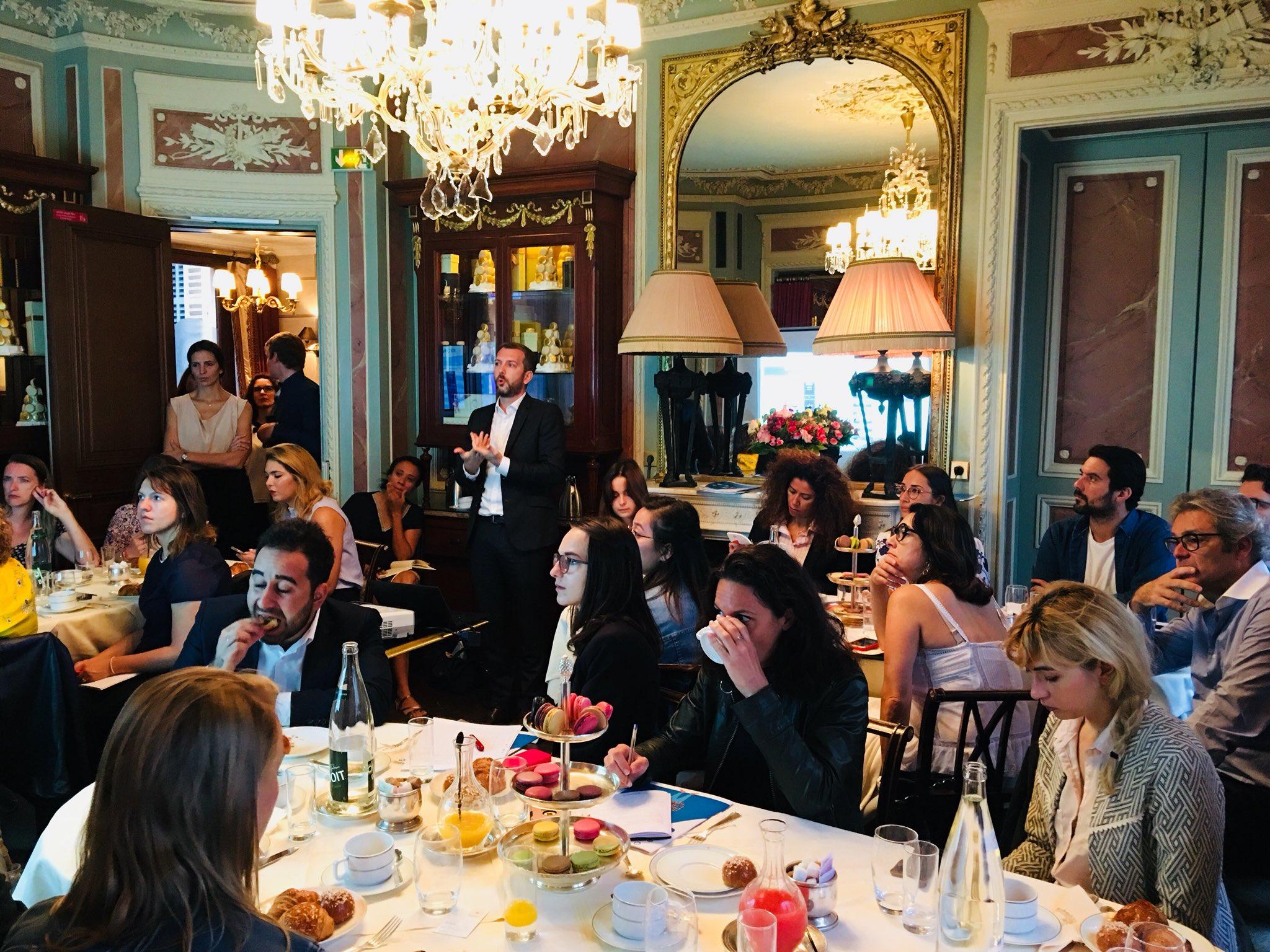 Notre petit-déjeuner «Social Listening» avec Pierre Fabre et Brandwatch