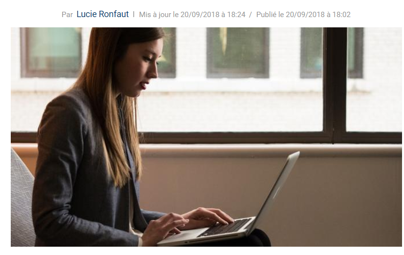 Netino by Webhelp cité dans Le Figaro sur la modération en France
