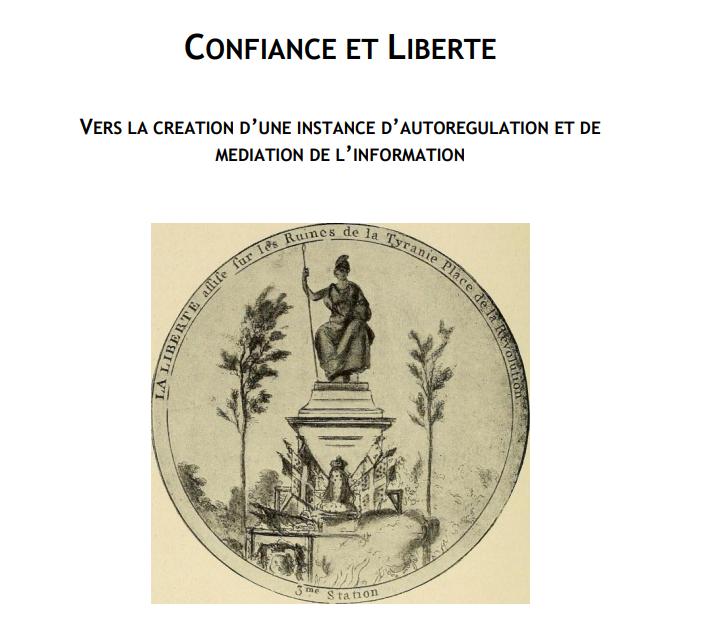 Netino by Webhelp cité dans le rapport «Confiance et Liberté» du Ministère de la Culture